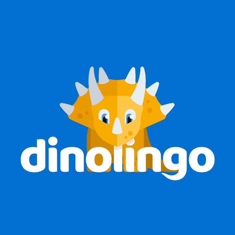 This image has an empty alt attribute; its file name is dinolingo-logo-mascot-square-2.png