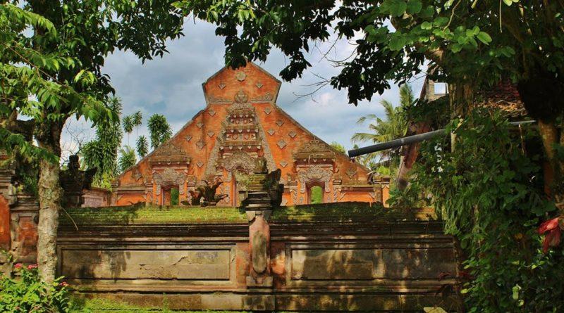 bali, temple, indonesian
