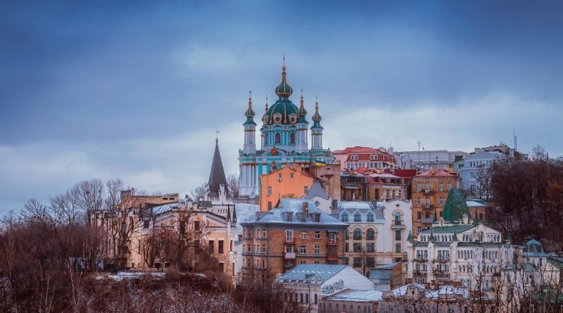 kiev, ukraine, city