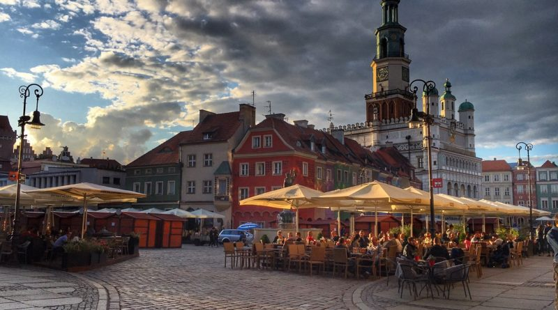 poznan, poland, monuments