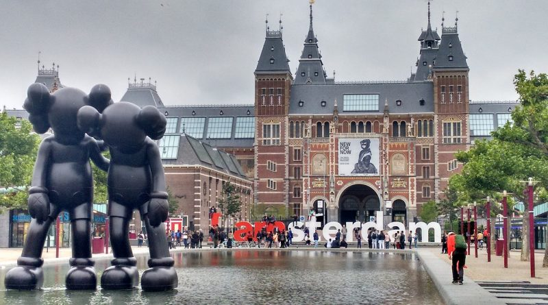 amsterdam, holland, architecture